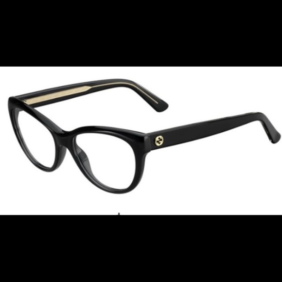 1d26bc51159aa Gucci Accessories - New Gucci GG 3851 Cat Eye Glasses Frames
